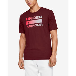Under Armour Team Issue Wordmark Póló Piros