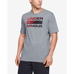 Under Armour Team Issue Wordmark Póló Szürke
