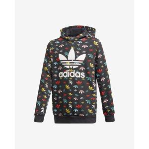 adidas Originals Gyerek melegítő felső Fekete