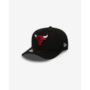 New Era Chicago Bulls 9FIFTY Siltes sapka Fekete