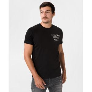Diesel T-Diegos T-shirt Fekete