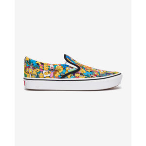 Vans The Simpsons Comfycush Springfield Slip On Többszínű