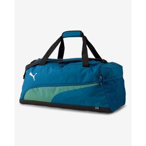 Puma Fundamentals Sports Medium Utazótáska Kék Zöld