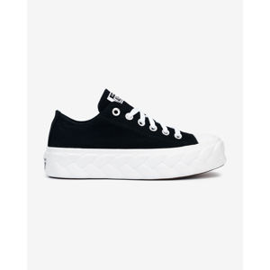 Converse Chuck Taylor All Star Lift Cable OX Sportcipő Fekete
