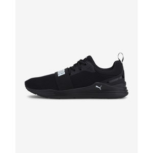 Puma Wired Run Sportcipő Fekete
