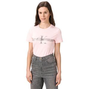 Calvin Klein Póló Bézs