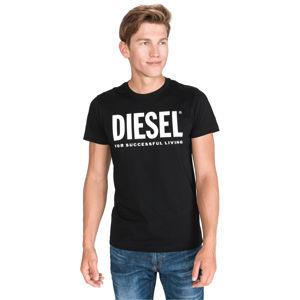 Diesel T-Diego Póló Fekete