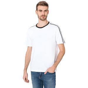 Calvin Klein Monogram Póló Fehér