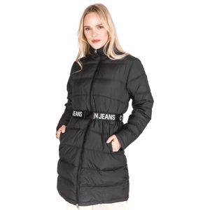 Calvin Klein Kabát Fekete