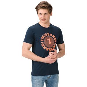 Trussardi Jeans Póló Kék