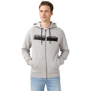Trussardi Jeans Melegítő felső Szürke