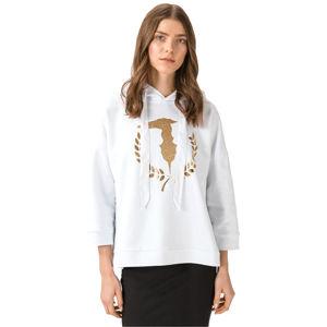 Trussardi Jeans Melegítő felső Fehér