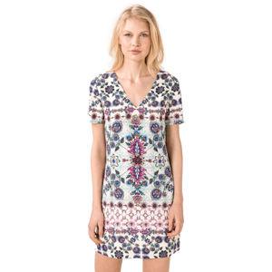 Desigual Boho Floral Dress Többszínű
