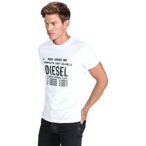 Diesel T-Diego Póló Fehér