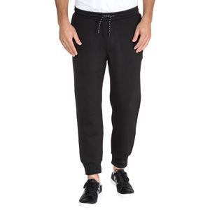 Armani Exchange Melegítő nadrág Fekete