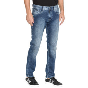 Armani Exchange J13 Farmernadrág Kék