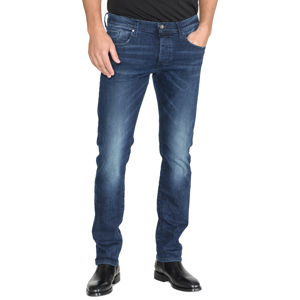 Armani Exchange J17 Farmernadrág Kék