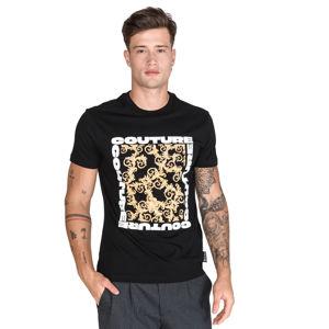 Versace Jeans Couture Póló Fekete