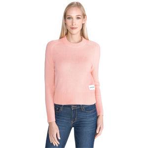 Calvin Klein Pulóver Rózsaszín Narancssárga