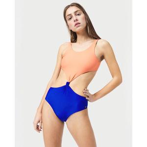 O'Neill Sunlight Kétrészes fürdőruha Kék Narancssárga