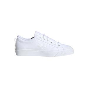 adidas Originals Nizza Trefoil Sportcipő Fehér
