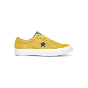 Converse Twisted Prep One Star Sportcipő Sárga
