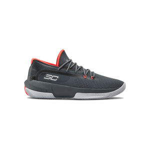 Under Armour SC 3Zero III Sportcipő Szürke