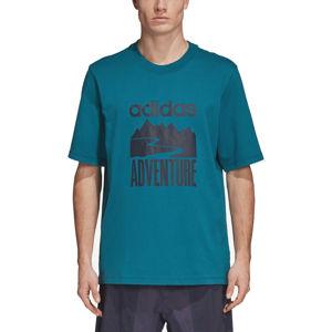 adidas Originals Adventure Póló Kék