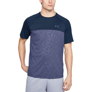 Under Armour Tech™ 2.0 Emboss Póló Kék