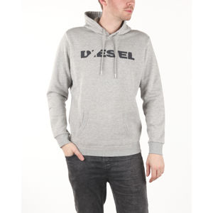 Diesel S-Agnes-Bro Melegítőfelső Szürke