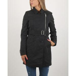 SuperDry Kabát Fekete