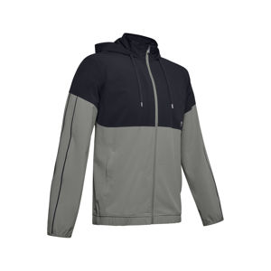 Under Armour Athlete Recovery Woven Warm Up Dzseki Zöld