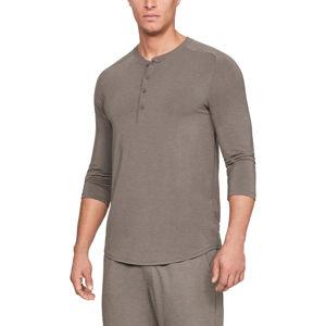 Under Armour Athlete Recovery Sleepwear™ Ultra Comfort Alvó póló Barna