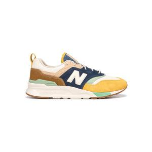 New Balance 997 Sportcipő Sárga Többszínű