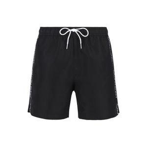 Calvin Klein Fürdőruha Fekete