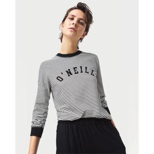 O'Neill Essentials Póló Fekete Fehér