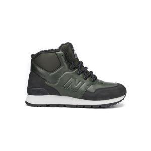 New Balance 755 Bokacsizma Fekete Zöld