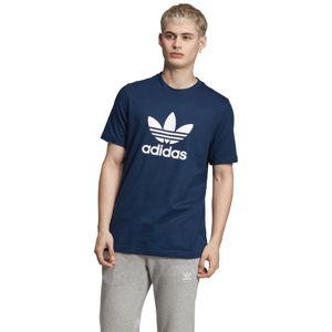 adidas Originals Trefoil Póló Kék