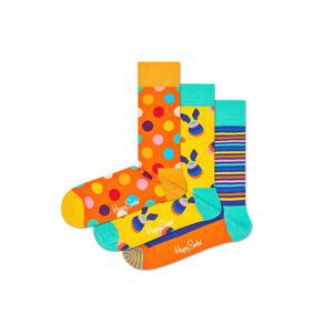Happy Socks Easter Zokni 3 pár Többszínű