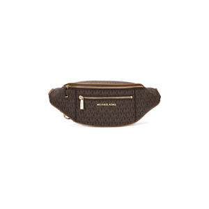 Michael Kors Medium Logo Waist bag Barna