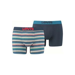 Levi's 2 db-os Boxeralsó szett Kék Szürke