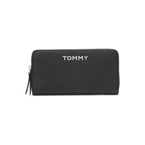 Tommy Hilfiger Item Statement Large Wallet Fekete