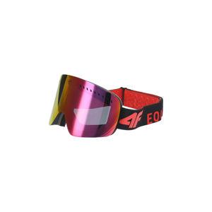 4F Sí szemüveg Piros