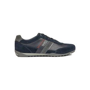 Geox Wells Sportcipő Kék Szürke