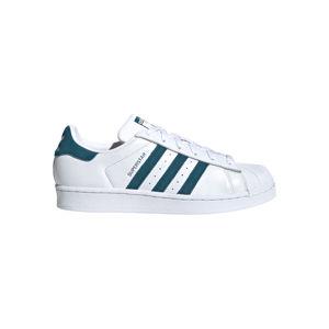 adidas Originals Superstar Sportcipő Zöld Fehér