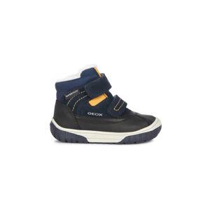 Geox Omar Gyerek sportcipő Fekete Kék