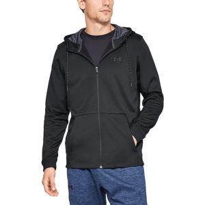 Under Armour Armour Fleece® Melegítő felső Fekete
